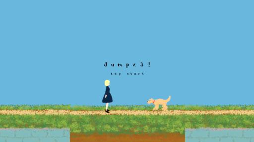 Jump x3!
