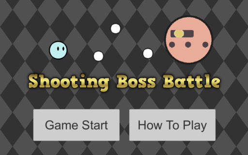 Shooting Boss Battle