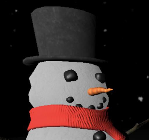 Snowman Hates Xmas