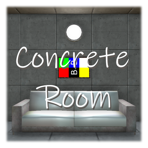 脱出ゲーム「Concrete Room」