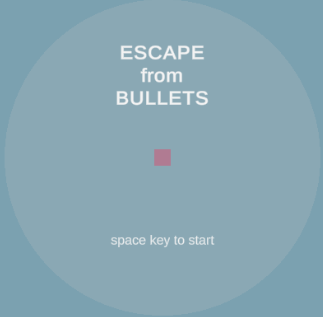 escape from bullets