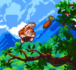 ウサギジャンプ