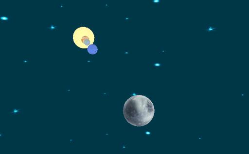 冥王星の逆襲 ~Angry Pluto~ (仮)
