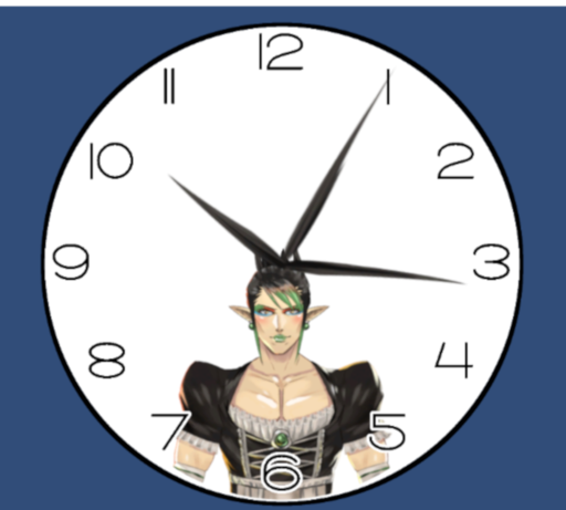 チャイカ時計
