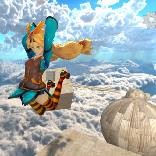 Unityちゃん ~SkyWalk~