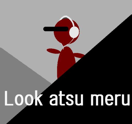 【視線集めゲー】Look atsu meru!!