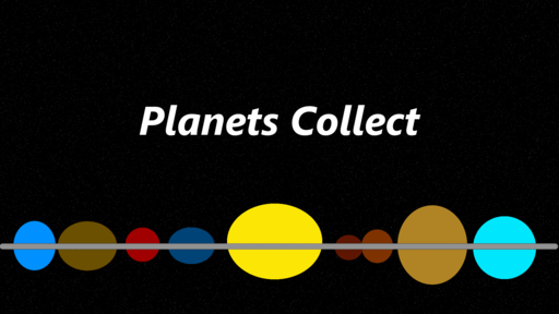 Planets Collect