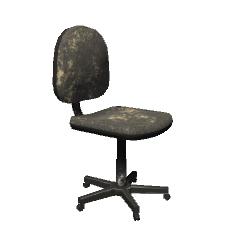 オフィ椅子くん脱走中