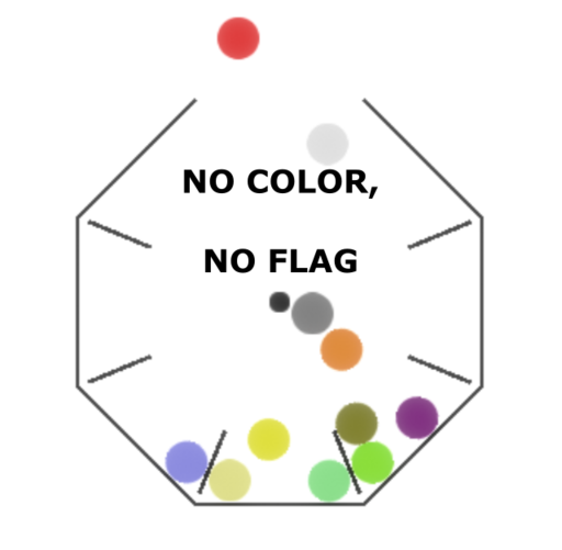 No Color, No Flag