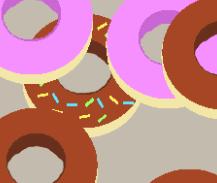 ドーナツをかぞえろ