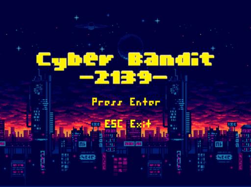 Cyber Bandit -2139-