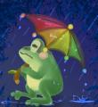 雨漏りカエル(未完成)( ^)o(^ )( ^)o(^ )( ^)o(^ )
