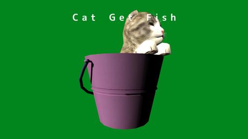Cat Get Fish