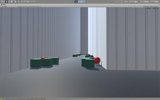主人公が成長する迷路(3D)