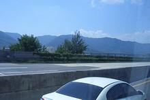 高速道路の沿線