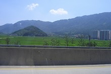 韓国の美しい農村