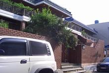 韓国の一戸建て住宅