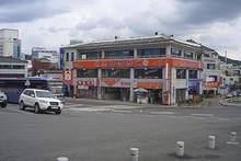 東門前のウナギ料理店「南江ジャンオ」