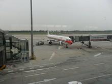 東方航空南京行きA320形機