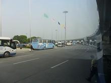 南京空港バス乗り場