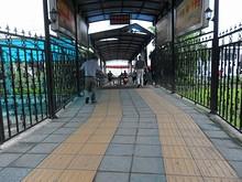 桟橋への通路