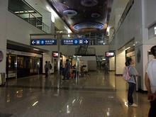 地下鉄苜蓿園駅