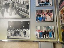 各国訪問団の写真