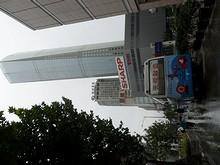 南京一の繁華街、新街口(シンジエコウ)