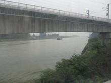 太湖付近の運河