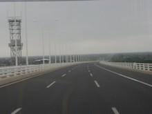 崇明島に到着