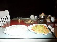 陶然轩の青椒土豆丝
