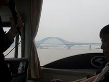併走する大勝関鉄路大橋