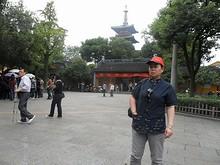寒山寺入口
