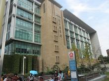大行宮にある南京図書館