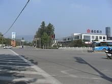 中山陵への道路