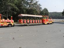 中山陵の観光車