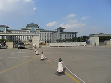 南京農業大学南門