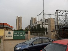 鐘山220kV変電所