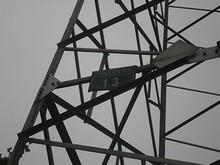 雨石線13号鉄塔