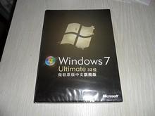 海賊版のWindows7 32bit