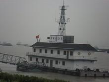 こっちは海事局の船着場