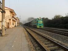 0210号ディーゼル機関車