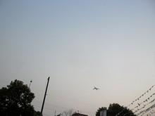 連続写真3:轰6爆撃機