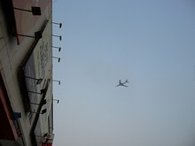 連続写真7:轰6爆撃機