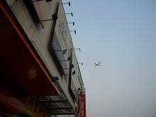 連続写真8:轰6爆撃機