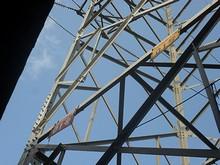 鐘石線01号鉄塔