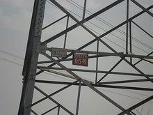 鐘石線05号鉄塔