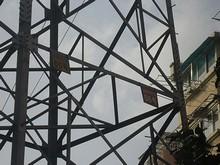鐘石線06号鉄塔