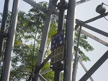 110kV鐘光線鉄塔