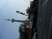 古林公園のタワー